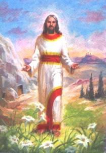 Jesus-hippie