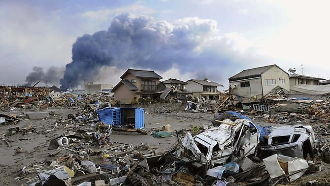 Does Natural Disaster Prove God's Non-Existence?