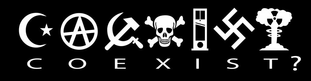 coexist-war