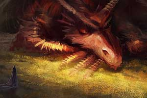 Sleeping Dragon, Pedro Lopes' speed painting